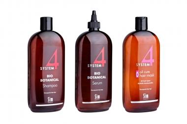 Сбор заказов. S y s t e m 4 - профессиональные средства от выпадения волос и лечения кожи головы. Экспресс. Стоп 05.04.