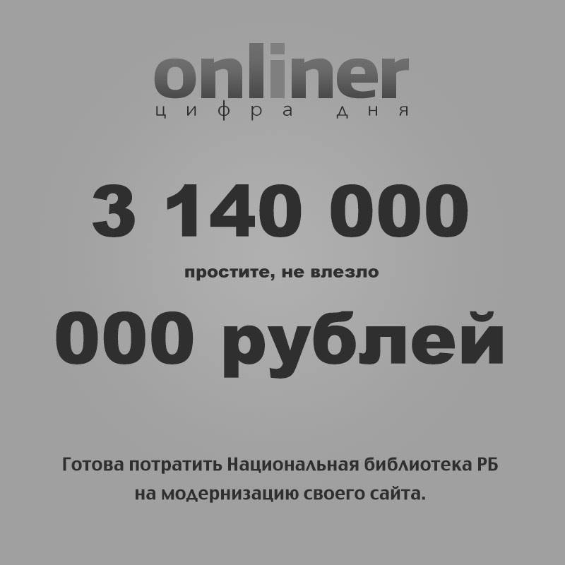 Цифра дня...)))