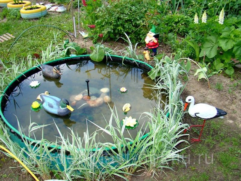 Сбор заказов. Мир новых идей для сада.Ярусные грядки, цветники, арки, декоративные пруды, автополив.