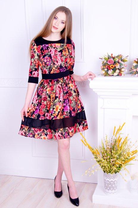 Cбор заказов. Широкий ассортимент оригинальных платьев, юбок, блузок цены очеень низкие-8