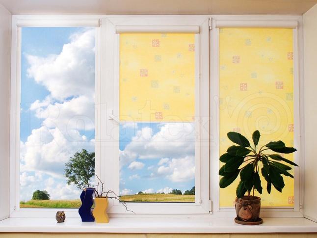 Пластиковые окна, натяжные потолки, жалюзи