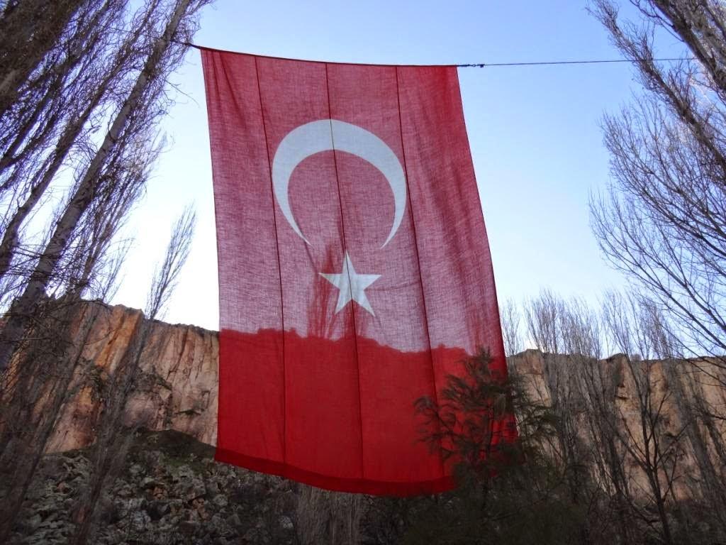 Самостоятельное путешествие по Турции.