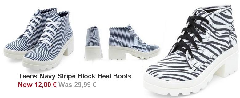 Модная обувь от newlook | Скидки до -60%