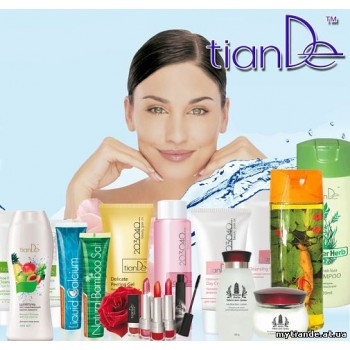 ТianDе: средства ухода для лица и тела, косметика, парфюмерия, женские штучки, товары для красоты и здоровья, БАДы, чаи