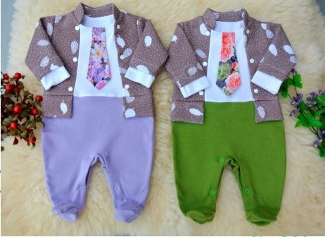 Яркая одежда для малышей