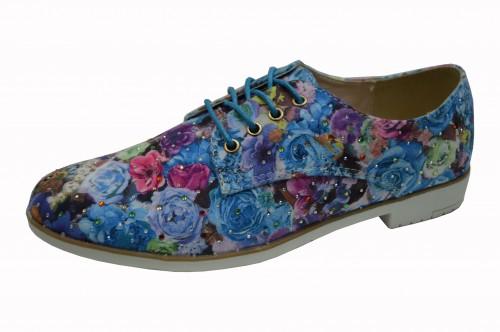 Обуем ножки в удобные и красивые балетки и босоножки, полуботиночки расписные. цены от 430р