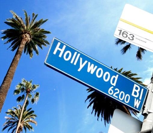 Пасха в Голливуде.