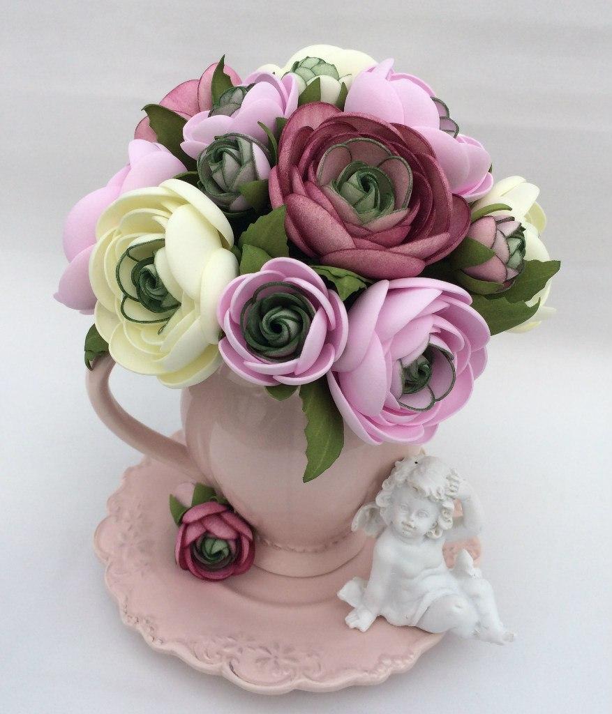 Сбор заказов. Фом, молды, инструменты и комплектующие. Создадим живые цветы своими руками. Лист фома - 65 рублей.