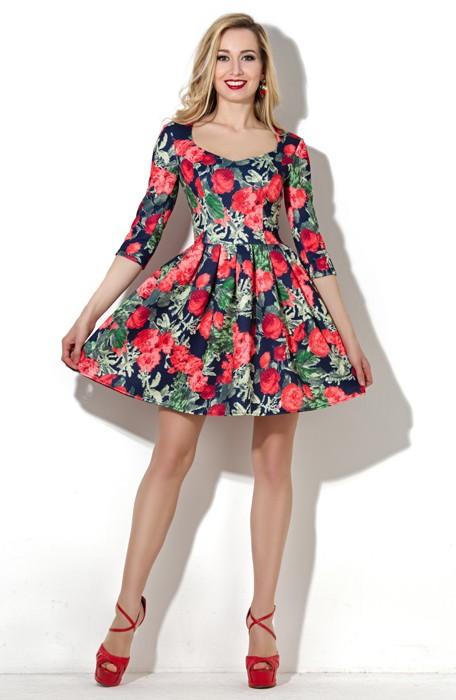 Сбор заказов. Donna Saggia - 38. Одежда для изящных модниц. Огромный выбор стильных платьев, юбок, блузок! Новая