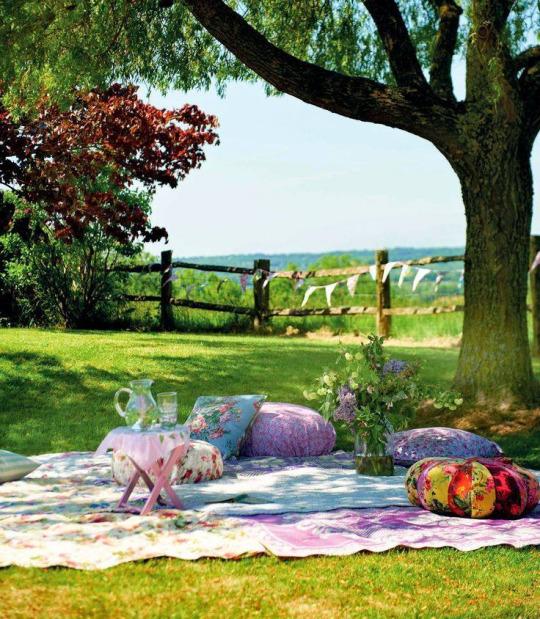 Скоро лето!!! Скоро время пикников!!!
