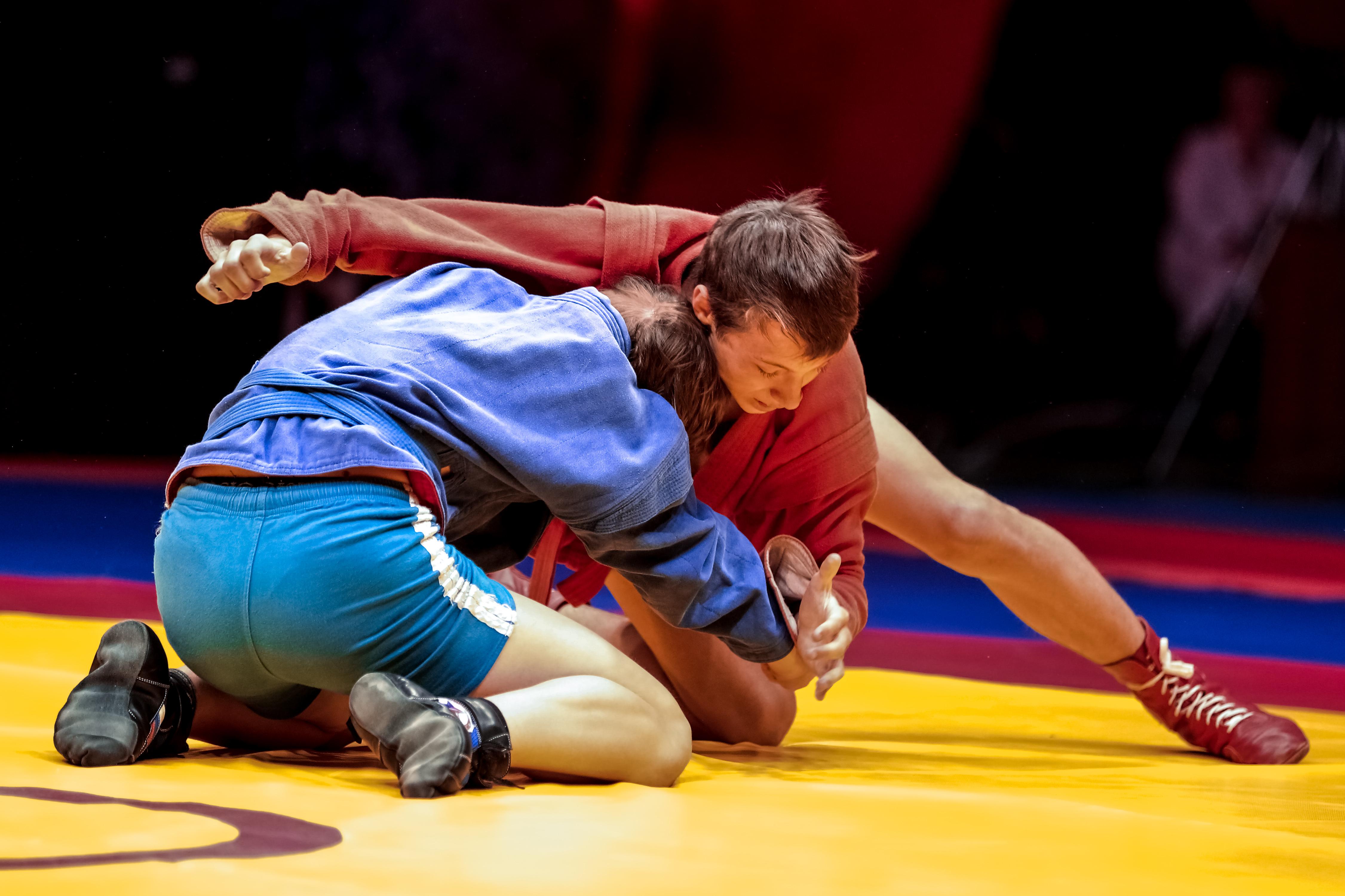 Чемпионат России по самбо среди студентов пройдет в Кстово с 27 по 29 апреля