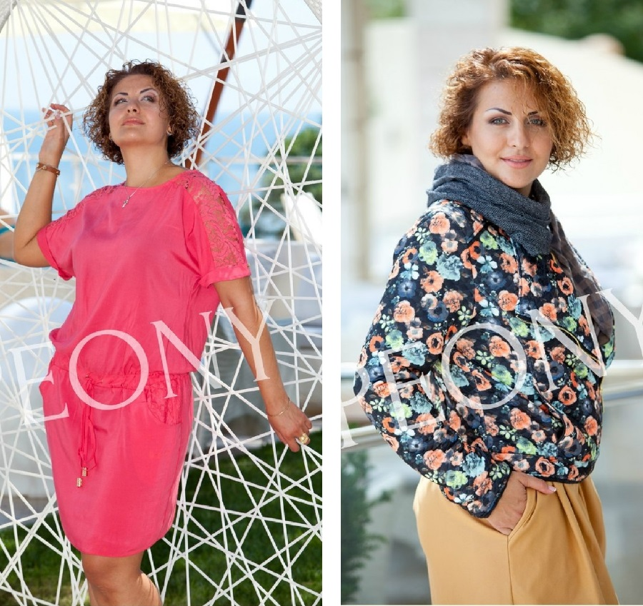 Новая закупка! Пион. Комфортная, стильная, доступная одежда. Есть прекрасная коллекция для летнего отпуска! Только для девушек размеров 48-56!