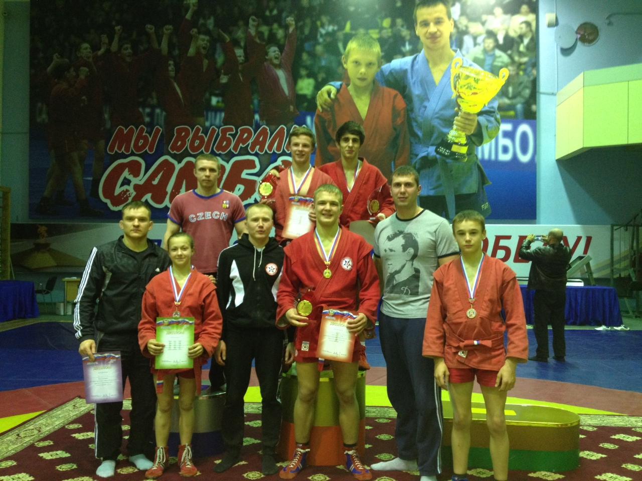 Три золотые и две бронзовые медали завоевала наша сборная в первый день Спартакиады учащихся
