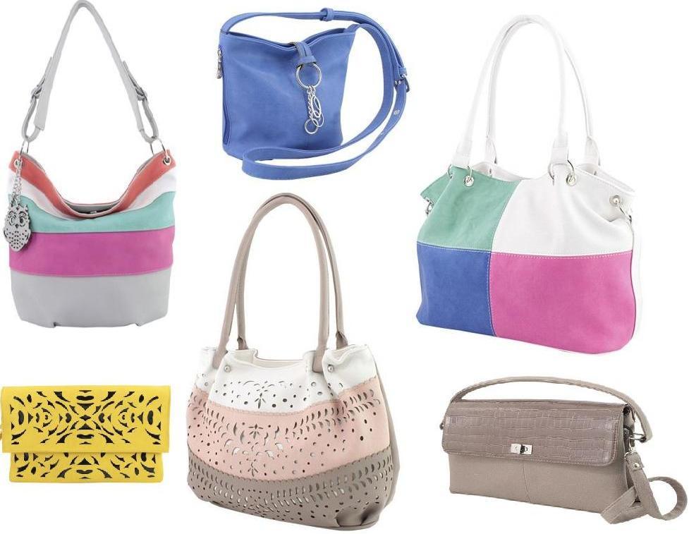 Сбор заказов. Женские сумочки - от классики до авангарда-27! Достойное качество по привлекательным ценам! Новые модели и расцветки для весны и лета!