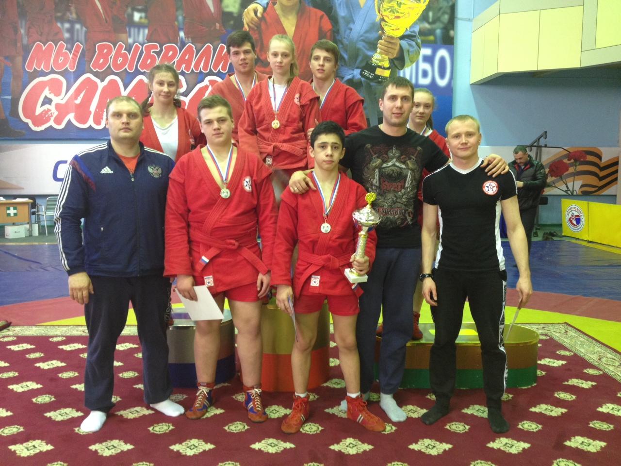 Семь медалей завоевали наши спортсмены в заключительный день Спартакиады