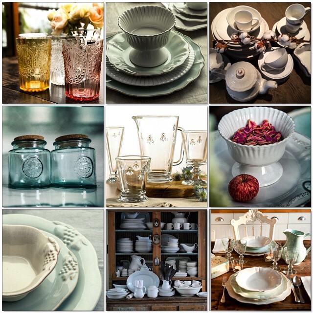 Обожаю посуду... обожаю сервировать стол к завтраку, обеду и ужину...