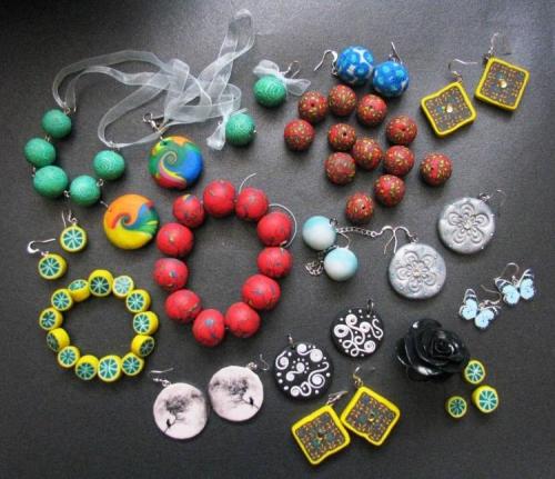 Сбор заказов. Полимерная глина (пластика). Вы сможете создать бижутерию, фигурки и статуэтки, декорировать предметы интерьера