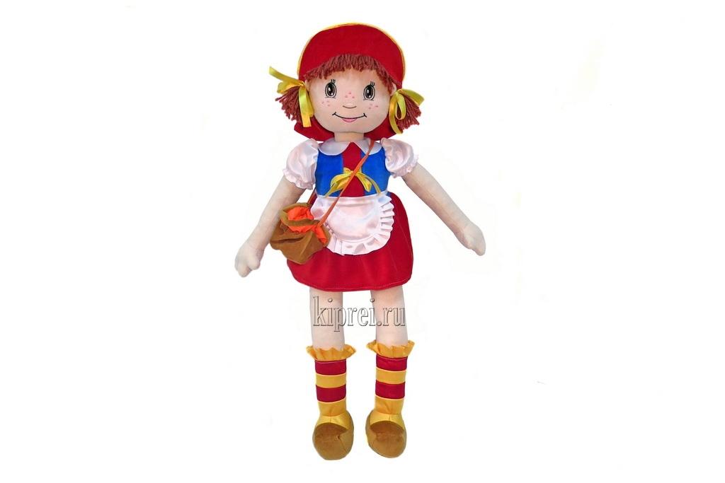 А еще кукла Красная Шапочка))) - Ваша малышка может побывать в сказке)))