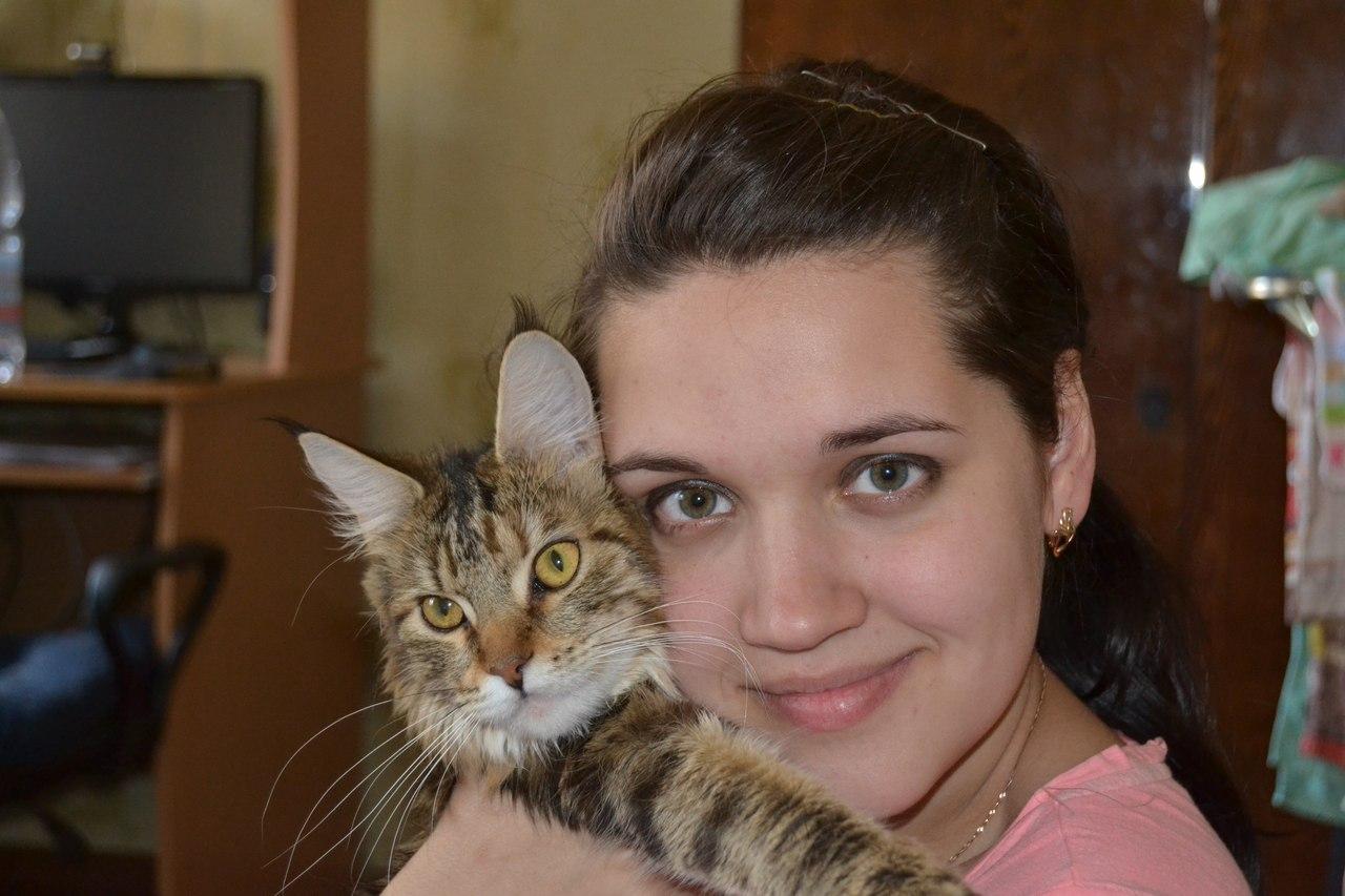 Запись на котят!)