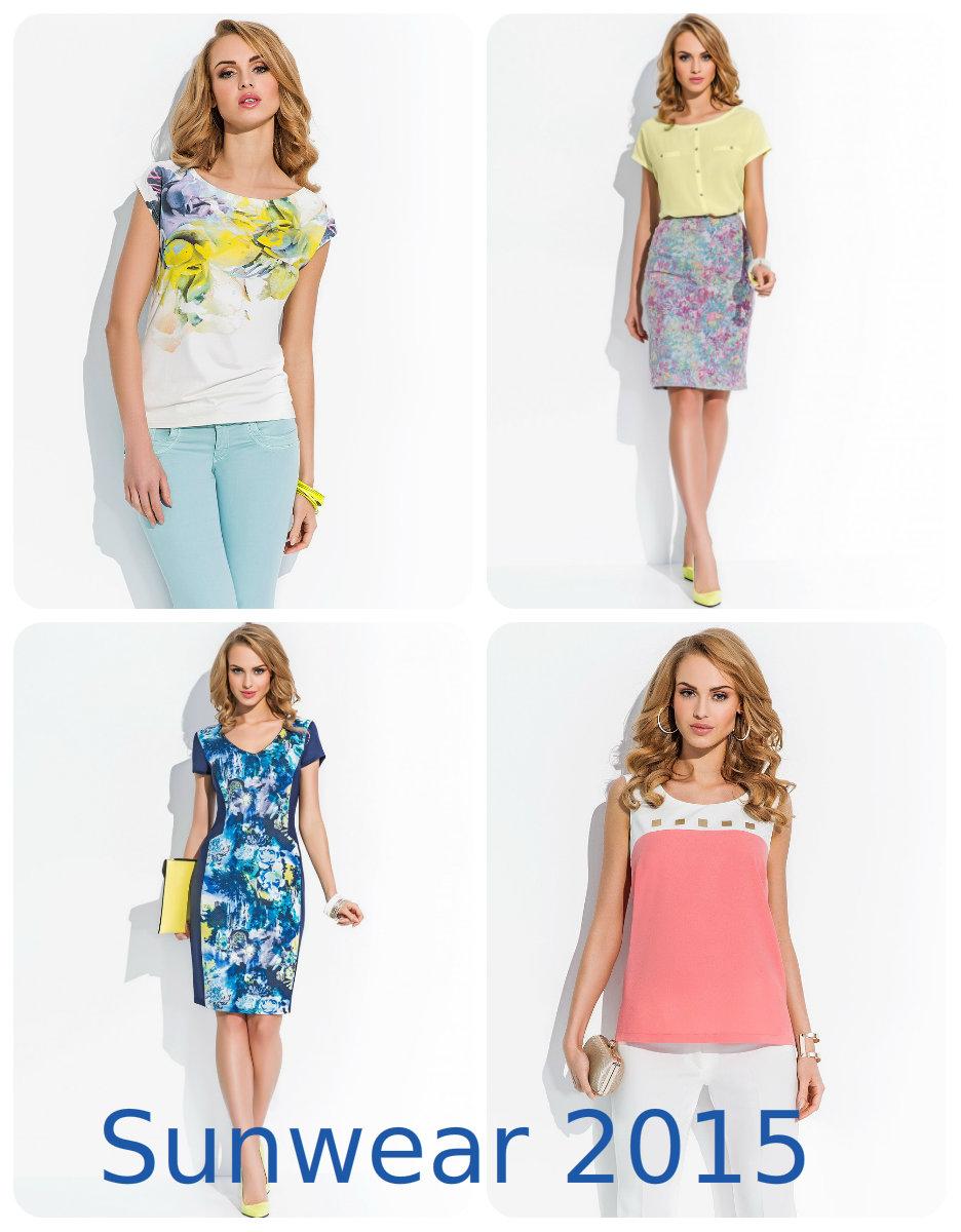 Новая коллекция польского бренда Sunwear весна-лето 2015!2 выкуп