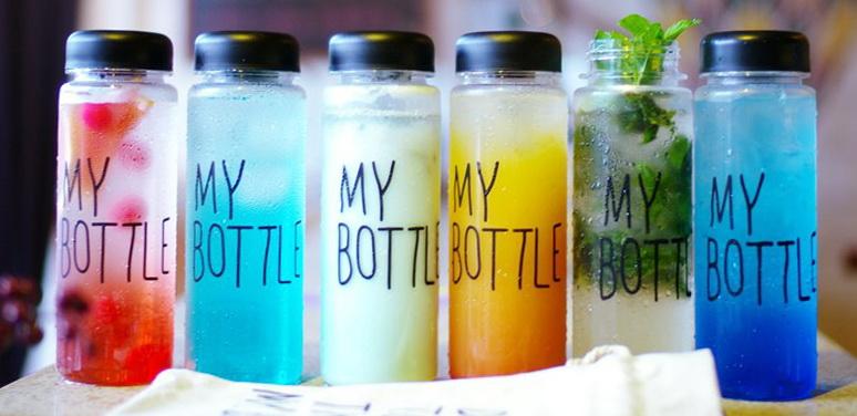 Супер-бутылочки My bottle. Экспресс!