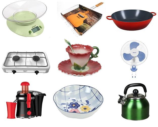 Уют и комфорт для сада и дома! Мелкая бытовая техника: чайники, вентиляторы, соковыжималки. Мангалы, москитные сетки