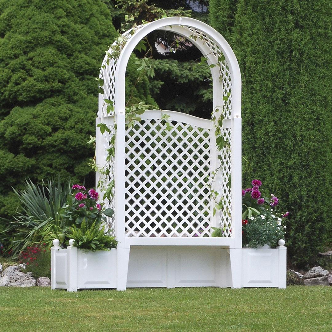 Райский уголок для садовода от Engard ! Невероятной красоты садовые конструкции! Освещение для сада: фигурки