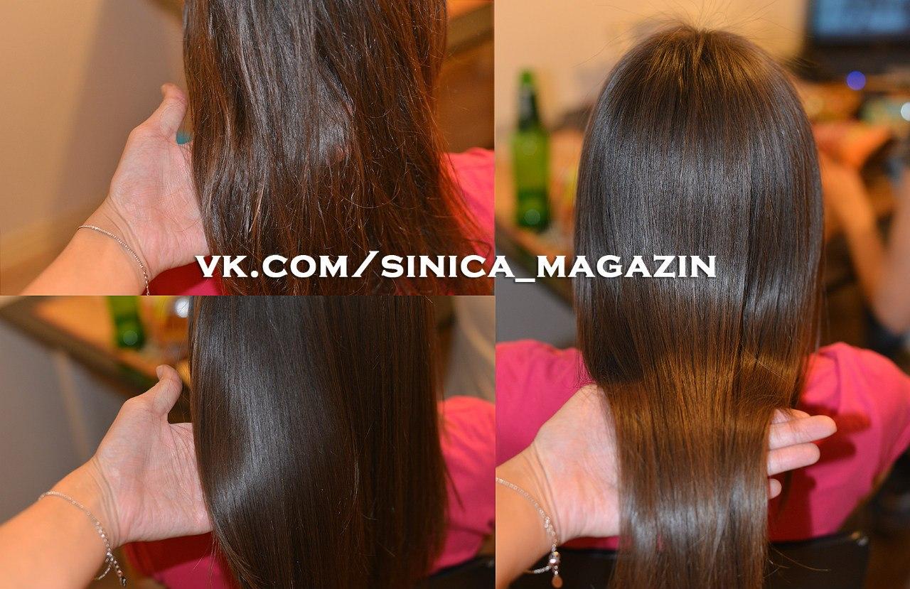 Процедура кератинового выпрямления и восстановления волос. CocoChoco (Aqva), Inoar, Goldwell.