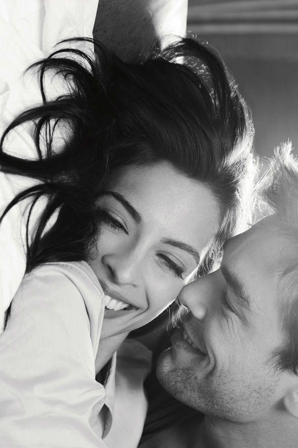 Отношения становятся счастливым не потому, что люди так здорово ладят друг с другом, а потому, что они упорно преодолевают те моменты, где они не ладят.