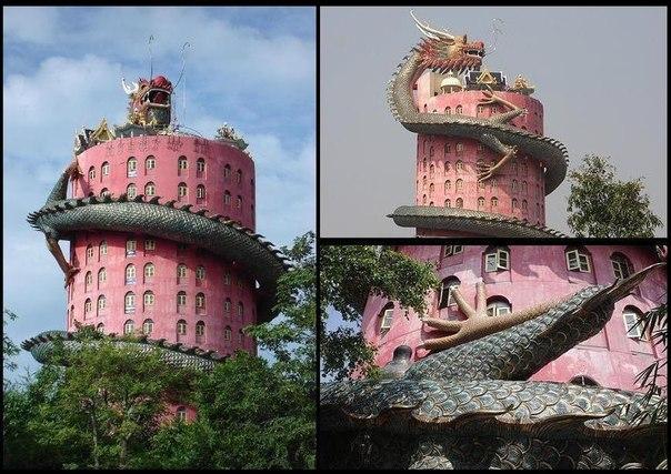 Храм Гигантского дракона.