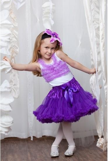 Сбор заказов.Долго ждали и наконец!!!Гламурная одежда для девочек от Picоlе(tt)о-13. Пышные юбочки, сеты, топы