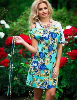 Платья, блузы, юбки, брюки, капри - все для яркого, легкого лета.