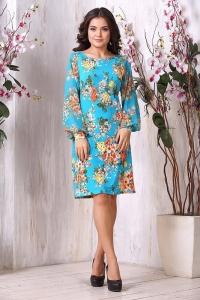 Сбор заказов. Шикарная женская одежда российских производителей платья, блузки , туники , без рядов , размеры 40 - 60 , есть лен, хлопок