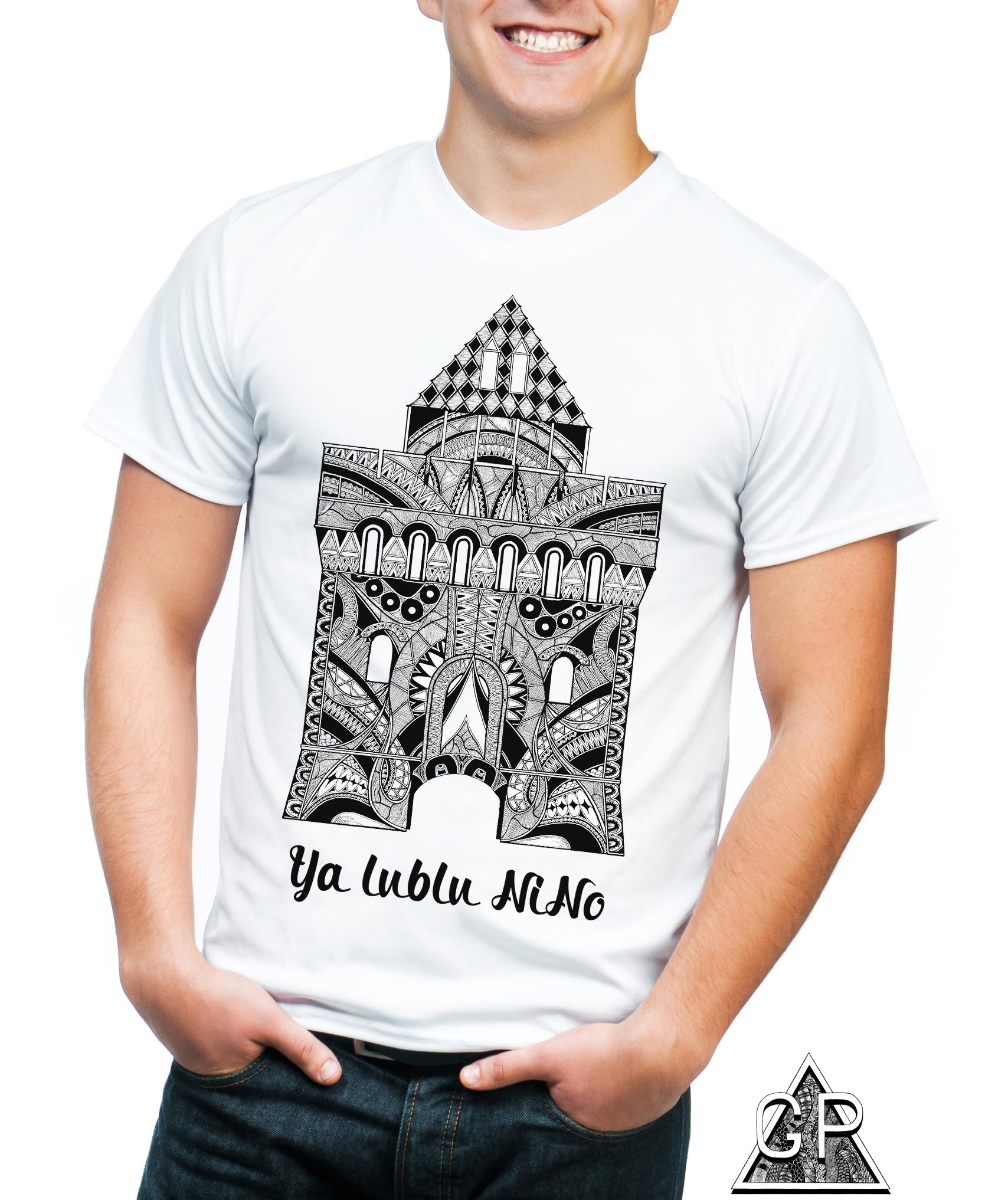 Участвуем в спрос-опросе! Нужны ли на СП дизайнерские футболки с символикой Нижнего Новгорода?