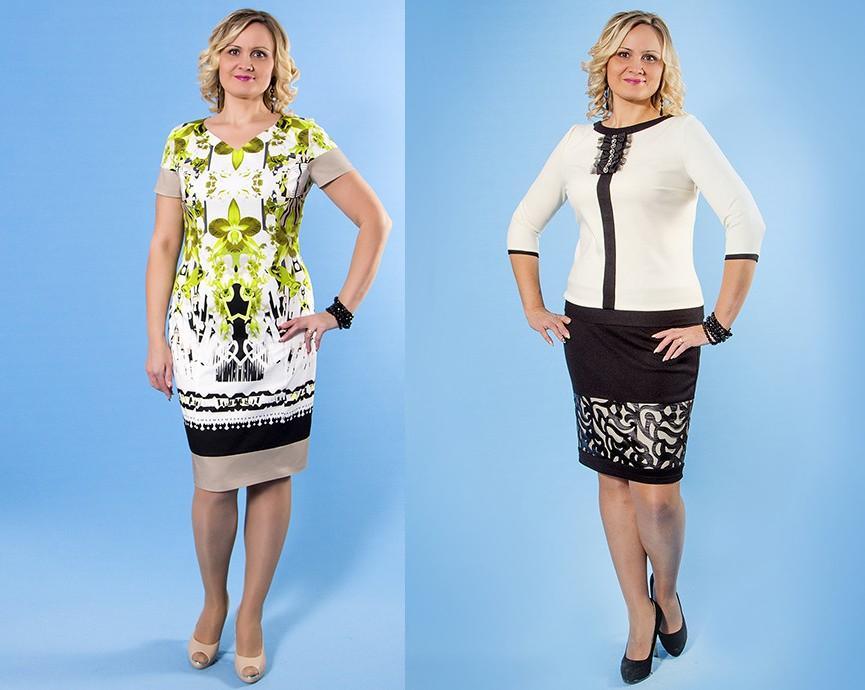 Viгgi-stylе - 3. Летняя коллекция платьев, жакетов, юбок с 48 по 60 размеры. Без рядов!
