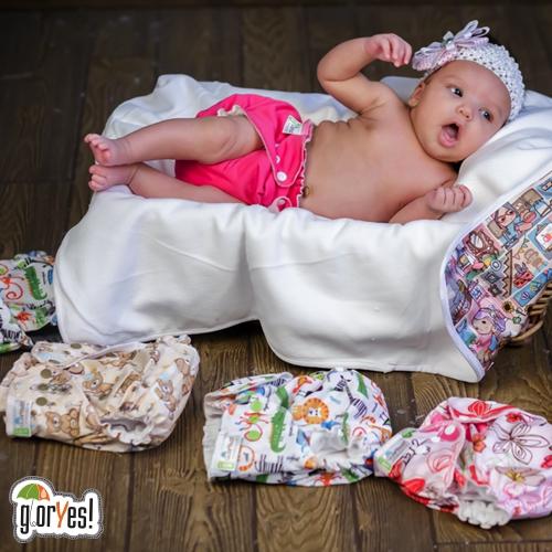 Сбор заказов.Gloryes- многоразовые памперсы для малышей. Выкуп 1