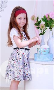 Распродажа недорогой красивой детской одежды 0k@pi. Скидки 30%. Количество ограничено.