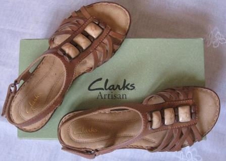Босоножки Clarks