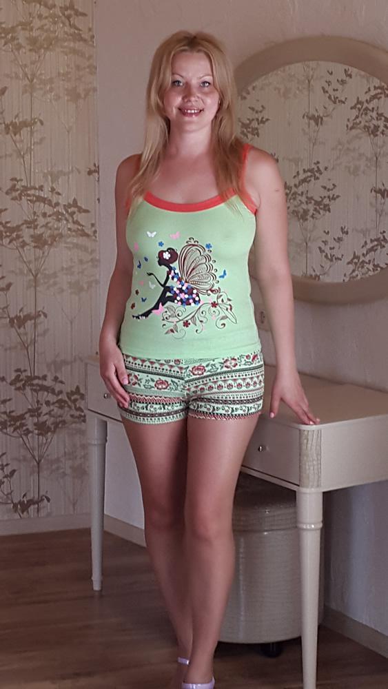 Зoлoтoe Pyнo-5. Летняя коллекция хорошего дешевого трикотажа для милых женщин и девочек подростков. Одежда для сна и для дома. Есть распродажа! 42-60р-ры. Без рядов!