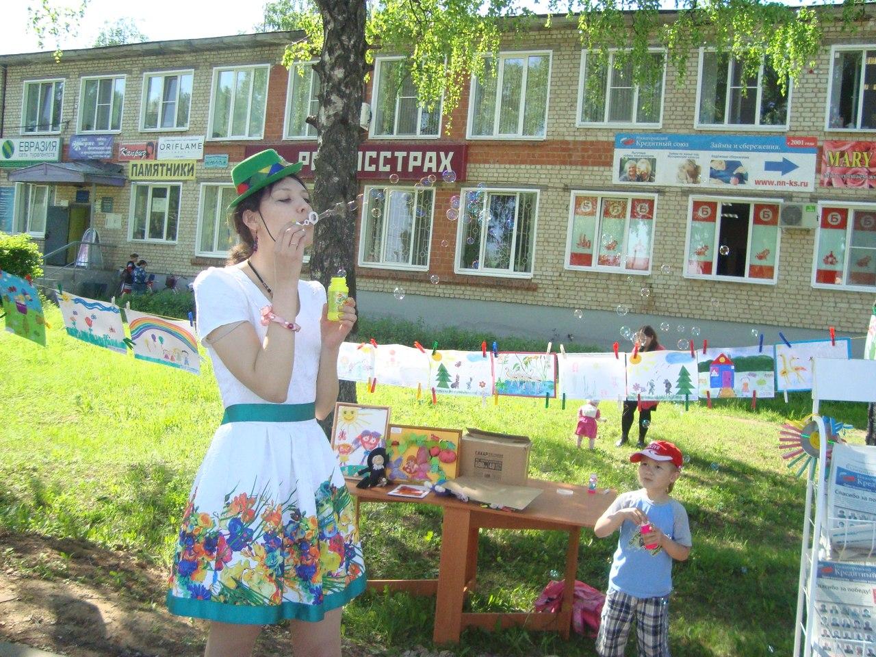Моя знакомая из Лысково заметила вот такую движуху на улице!