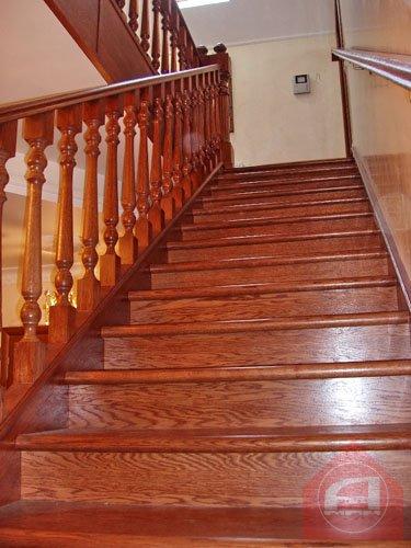 Выбор и установка лестницы в частном доме
