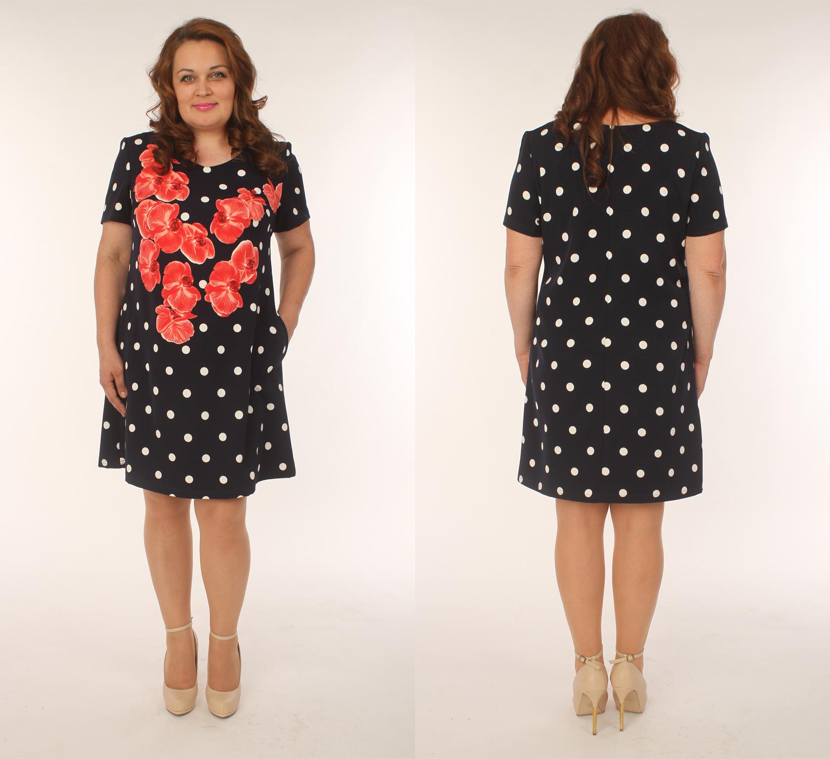 Cбор заказов. Платья, платья платья, различные модели на любую фигуру, Размеры 42-58, очень много новых моделей, готовимся к летнему сезону-12