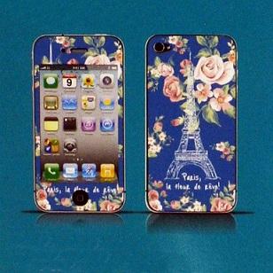 Сбор заказов. Ваш телефон будет самым стильным! Наклейки для iPhone 4, 5 Samsung Galaxy. Выкуп 2