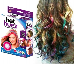 Пудра для волос Hot Huez! Каждый день новая ты!