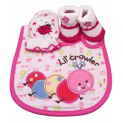 Сбор заказов. Подарочные наборчики для малышей Tong Tai (пинетки, царапки, чепчики, слюнявчики.) Удивительно красиво и