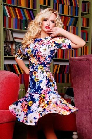 Платья, костюмы и туники от самого популярного российского интернет-производителя!) От 44-56 размера!!!)