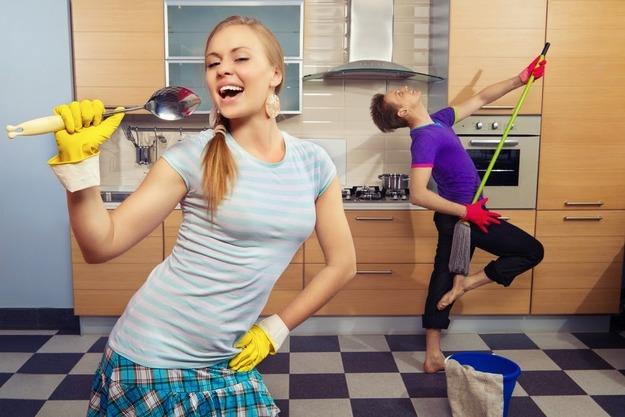 Как облегчить процесс уборки: 10 простых решений