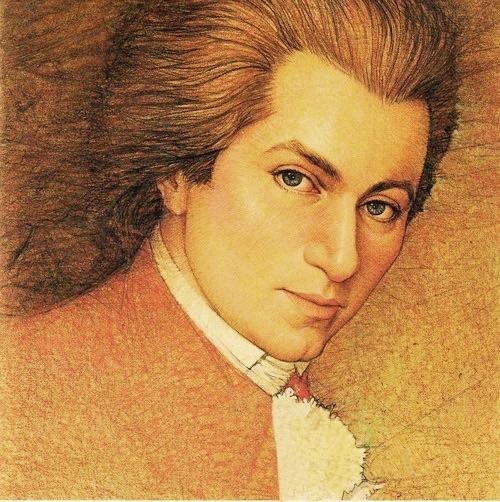 Могущество музыки Моцарта.