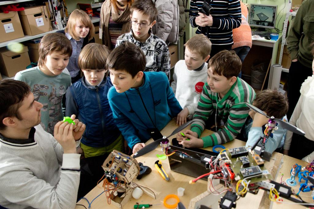 IT-смена в летнем лагере на озере Шап (отдых + занятия по робототехнике, программированию)
