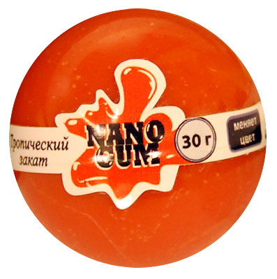 Nanogum - жвачка для рук. Её можно мять, крутить, растягивать, рвать и снова собирать в единое целое сколько угодно!